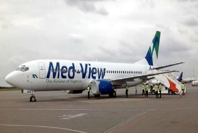, Over 100 persons escape death as Medview Airline developed fault midair, Latest Nigeria News, Daily Devotionals & Celebrity Gossips - Chidispalace