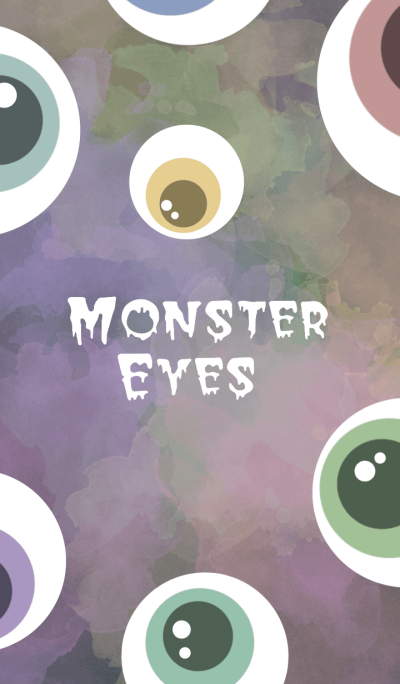 Monster Eyes!