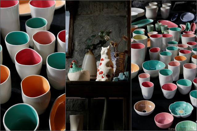 Lanckorona ceramika