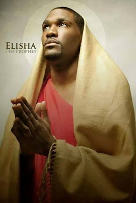 Elisha Black Biblical characters