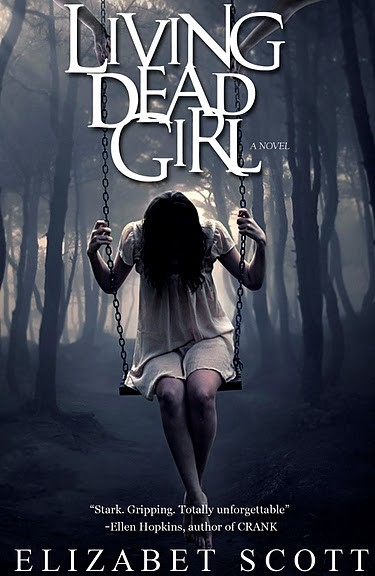 Obscure & Unnecessary Drama: Book Review: Living Dead Girl by