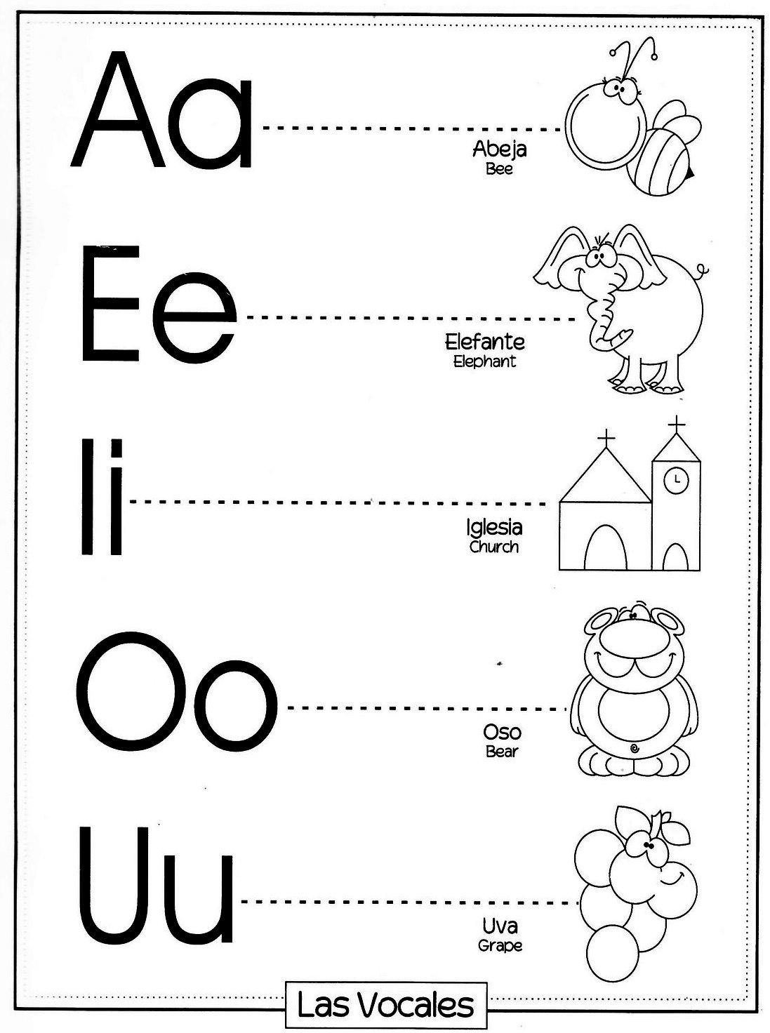 Maestros Y Maestras Eficientes Actividades Para Ninos De 2 A 6 Anos