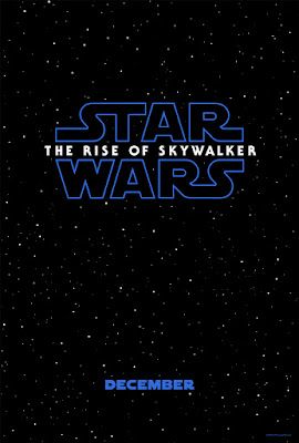 Star Wars Episode IX: The Rise of Skywalker Teaser One Sheet Movie Poster