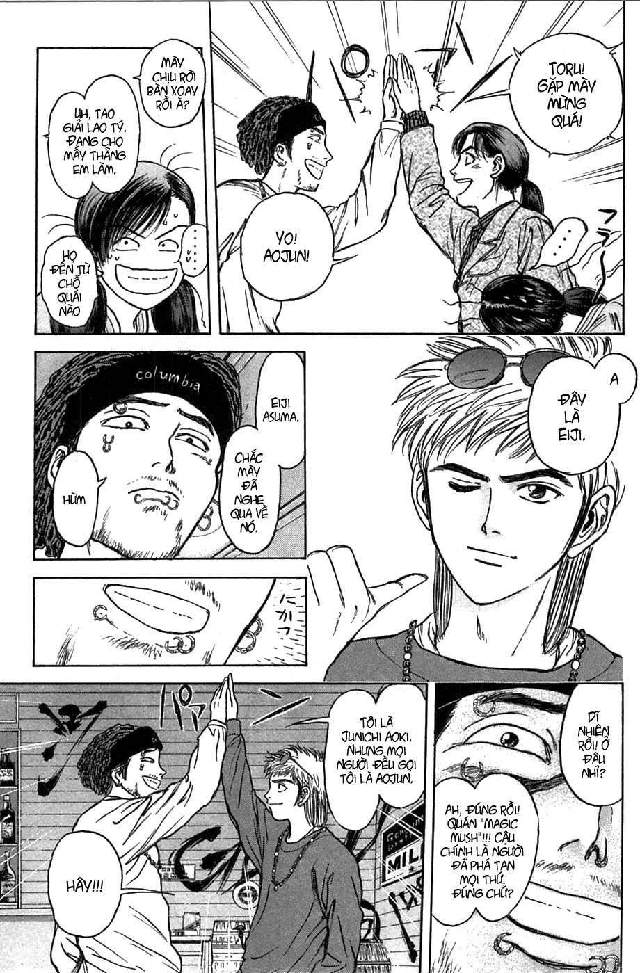 Psychometrer Eiji chapter 36 trang 8
