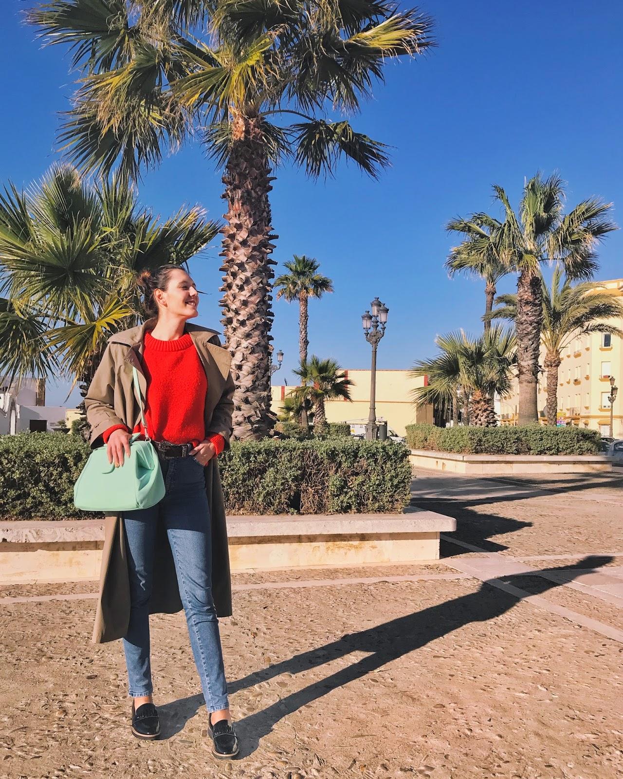 OOTD in Cadiz