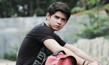 Lirik Lagu Aliando - Love You All The Way