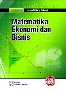 Matematika Ekonomi & Bisnis 2, E2 (Koran)