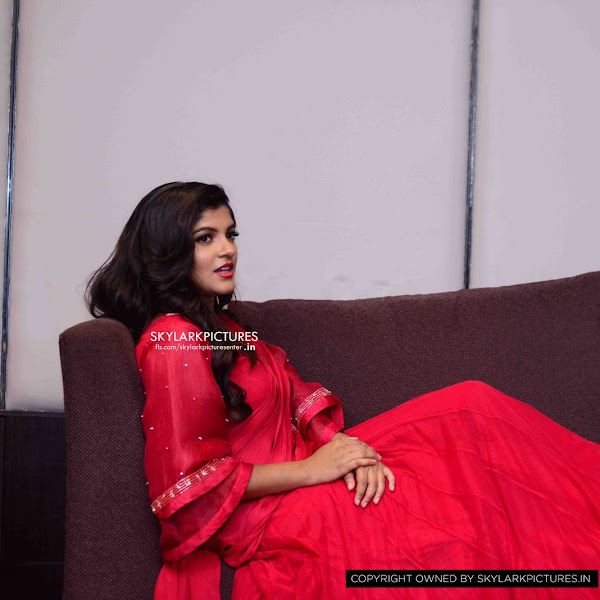 Aparna Balamural latest photos from International Fashion Week Kochi