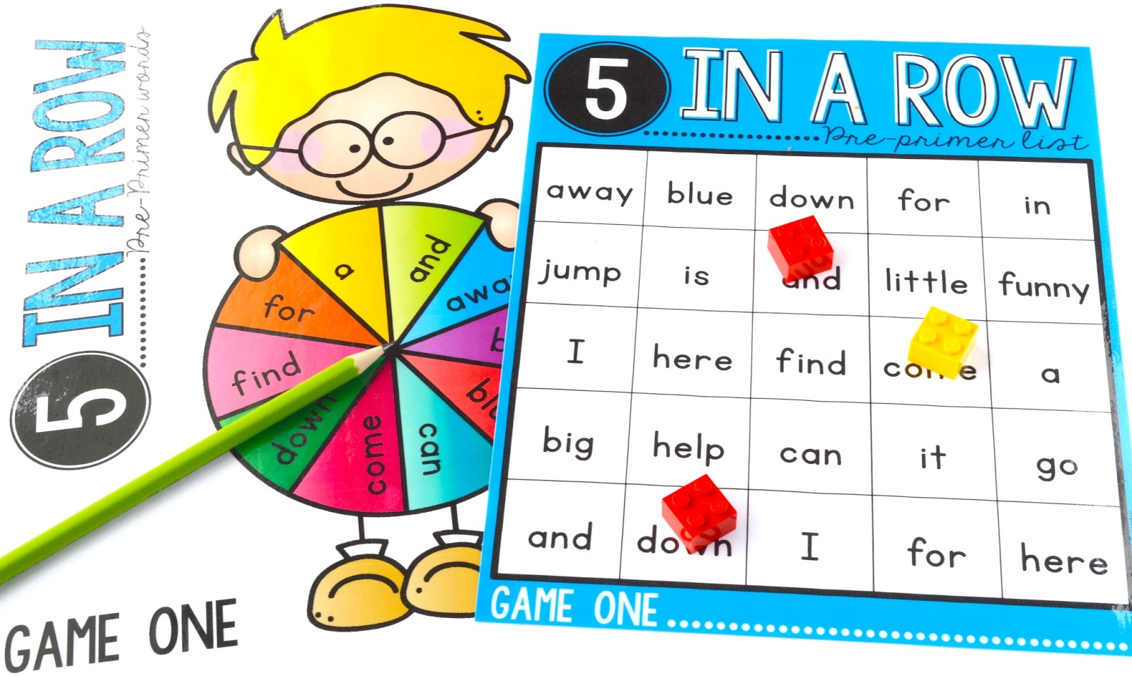 76 Sight Word Dice Game Printable