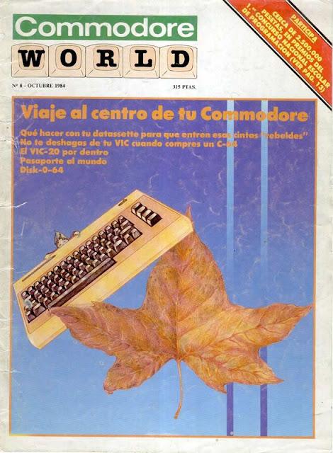 Commodore World #08 (08)