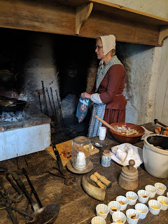 colonial kitchen