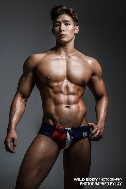 Jeon Jung Geun | The Hottest Male Fitness Models