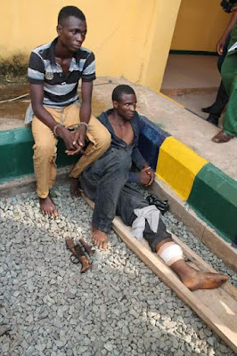 Abia Police parades man who raped 5-year-old girl, suspected female cultists, others
