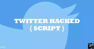 Cara Hack Twitter dengan Script Kode HTML
