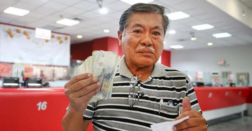 Más de medio millón de pensionistas iniciaron cobro de gratificación, informó la Oficina de Normalización Previsional - ONP