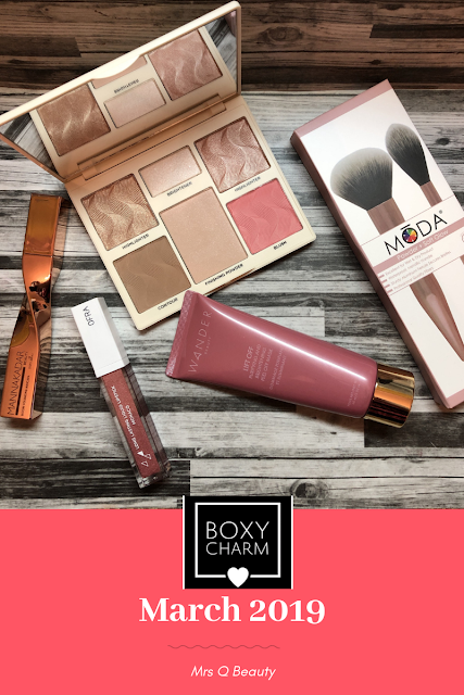 Boxycharm March 2019 (Review and Thoughts) Canadian Subscriber