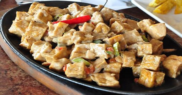Max's-Style Sizzling Tofu Recipe