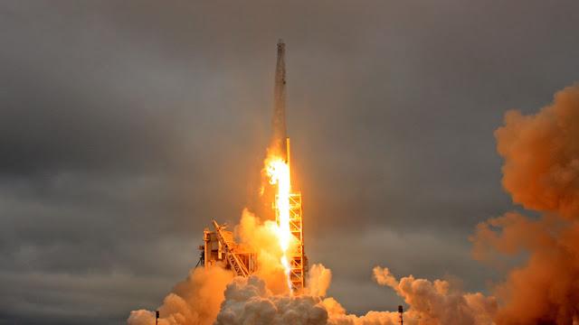 Space X se prepara para lanzar una misión de alto secreto de la que no se sabe nada