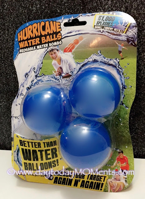 refillable water balloon balls