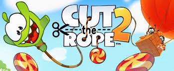 تحميل لعبة قطع الحبل وتنزيل Cut the Rope باحدث اصدار لانظمة الاندرويد برابط مباشر مجانا
