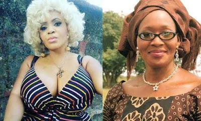 Cossy Ojiakor And Her boobs Gets Major Advice From Kemi Olulonye