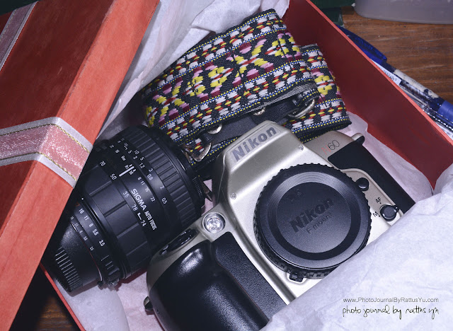 Nikon N60 Film SLR + Sigma 24-70mm f/3.5-5.6 D Bundled Package