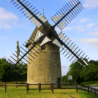 Moulin-à-Vent Windmill