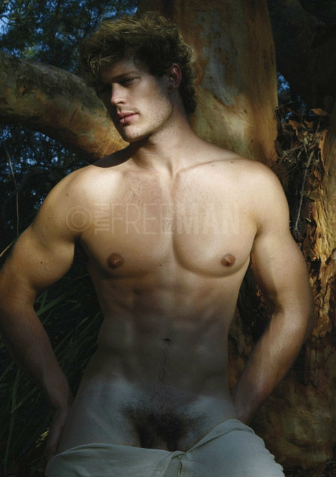 Paul freeman outback nudes thank for