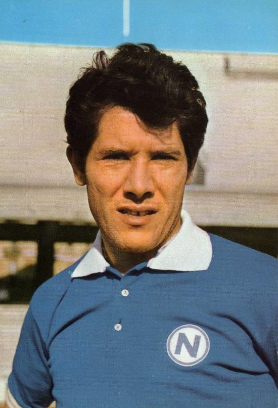 Cầu thủ Omar Sivori