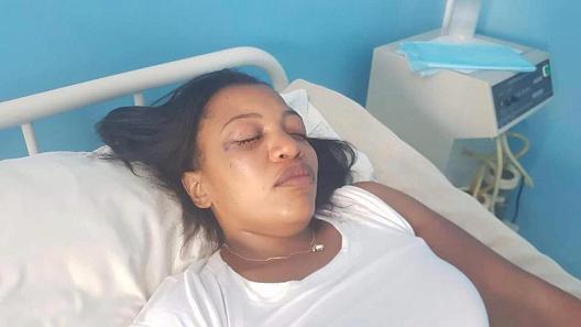 zambian millionaire son beat wife coma