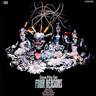 DAVE PIKE SET - Four reasons (MPS,1969)