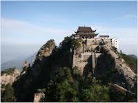 เขาจิ่วหัวซาน (Mount Jiuhua)