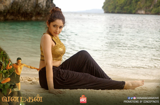 Sayesha Saigal Exclusive Hot Photo Gallery