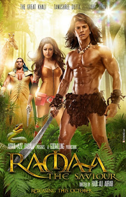 Ramaa The Saviour 2010 Hindi 720p WEB-DL 550Mb HEVC x265