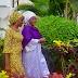 MPNAIJA GIST:Lovely! Aisha Buhari and Dolapo Osinbajo pictured together at the Presidential Villa