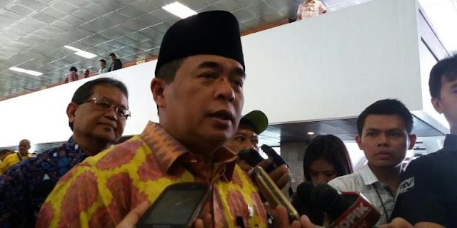 Ketua DPR Bakal Hadapi Semua Penolak Proyek Perpustakaan