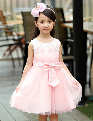 Vestidos de gala para niñas Sencillos