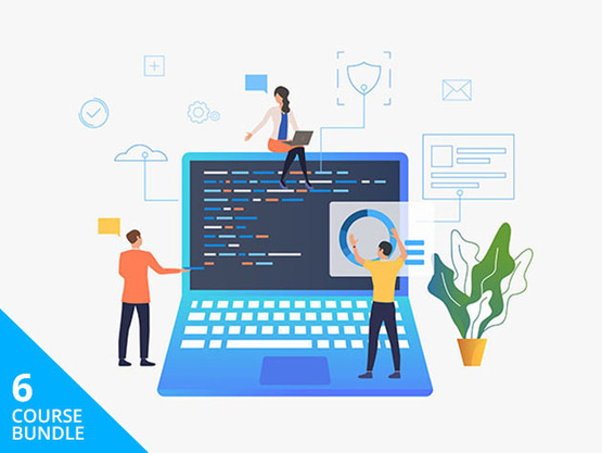Complete Web & Mobile Developer Bundle by Rob Percival Discount