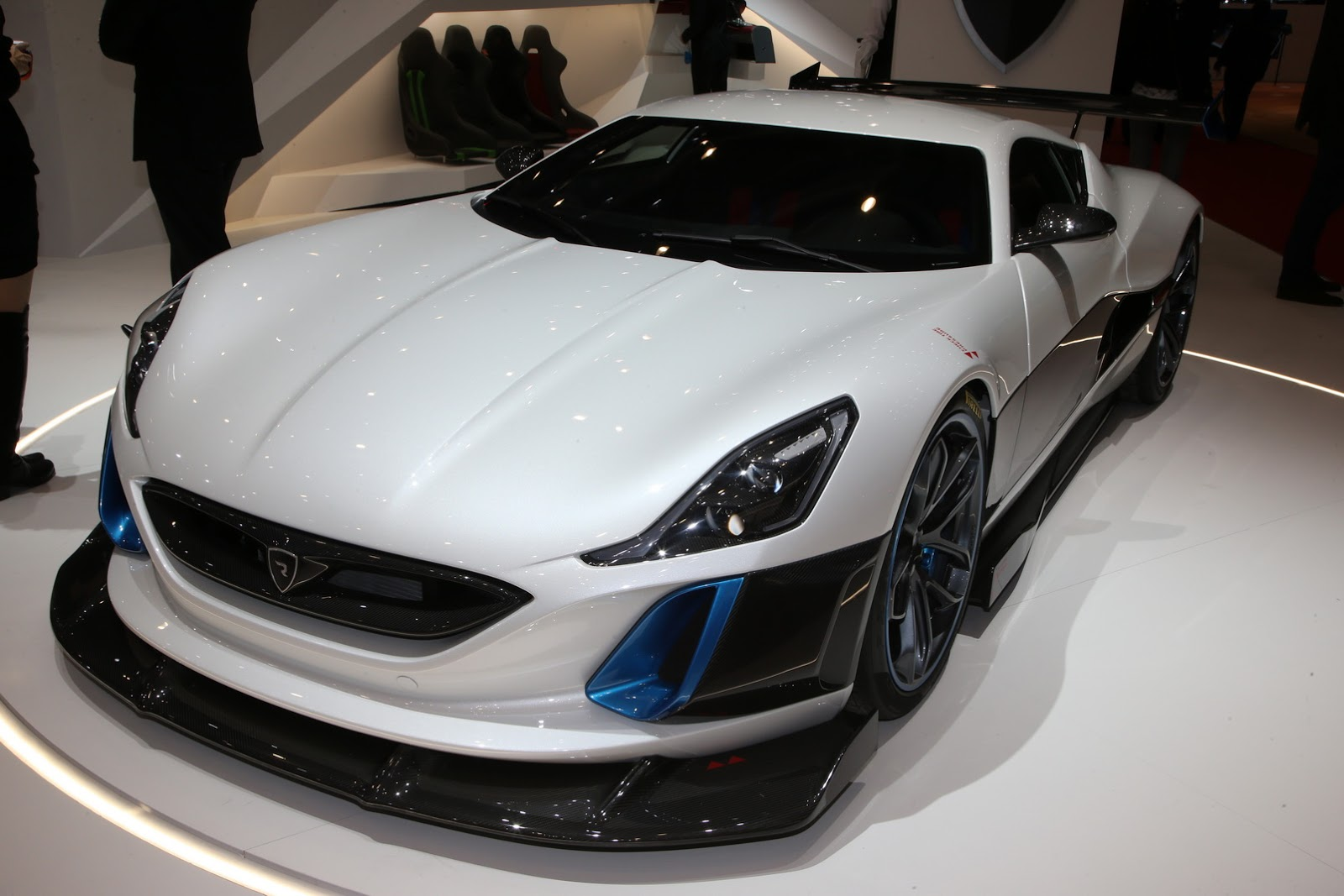 Siêu xe Rimac Concept S