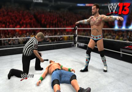 Download WWE 13 Highly Compressed Game For PC
