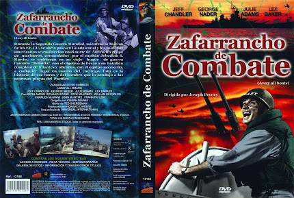 Zafarrancho de Combate [1956] Carátula