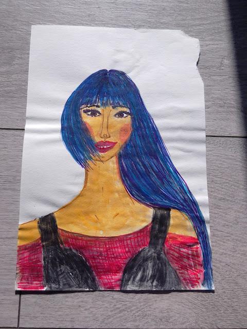#fashionillustration #modaodaradosti