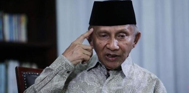 Polisi Periksa Amin Rais, Andi Arief: Tindakan Lebay