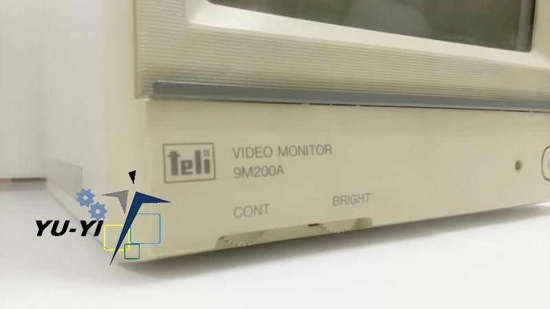 TOKYO teli VIDEO MONITOR 9M200A BE1251B2