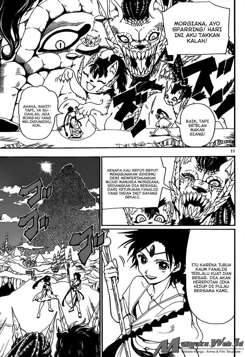 Magi Chapter 304-11