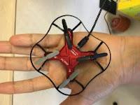 drone luxon