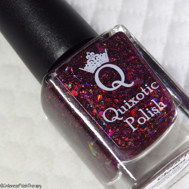 Quixotic Polish Down to Clown | Hella Handmade Creations