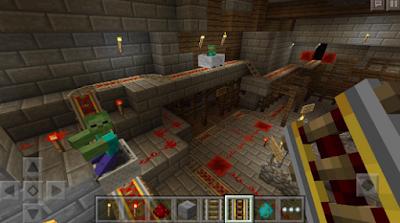 Download Minecraft Pocket Edition v1.1.0.5 Mod
