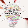 Digital marketing, the profit route to online business.