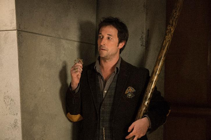 The Librarians - Episode 3.10 - And The Wrath Of Chaos (Season Finale) - Promo, Promotional Photos & Press Release